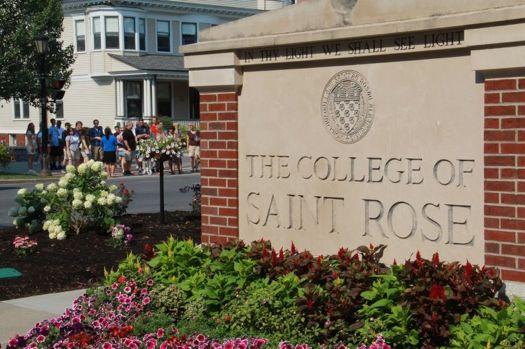 College of Saint Rose Sign.jpg