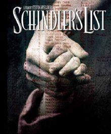 Schindler poster