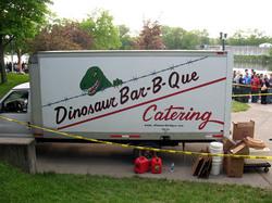Dino truck