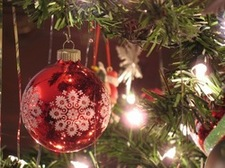Thumbnail image for christmas tree ornament