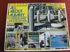 All About Albany board game
