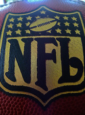nfl logo football