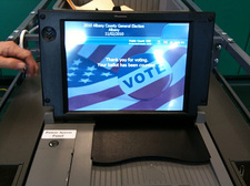 albany county ballot scanner