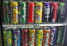 caffeinated alcoholic beverages four loko