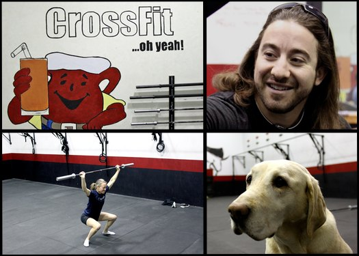 Albany Crossfit composite