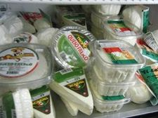 Mexican Market Cheeses