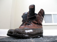Thumbnail image for boots with snow on them