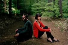 phantogram in the forest