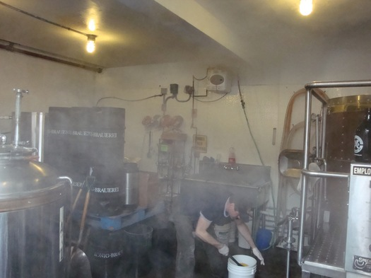 chatham. steamy.