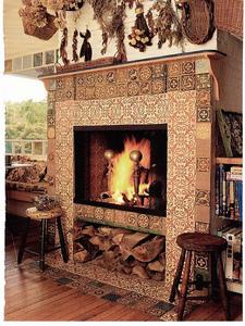 l'esperance fireplace
