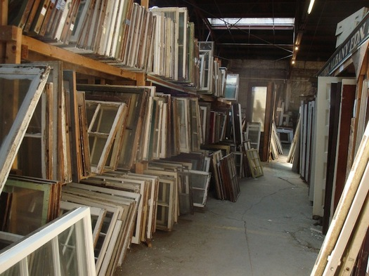 Shopping The Architectural Parts Warehouse All Over Albany