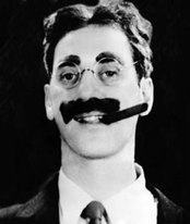 groucho marx eyebrows