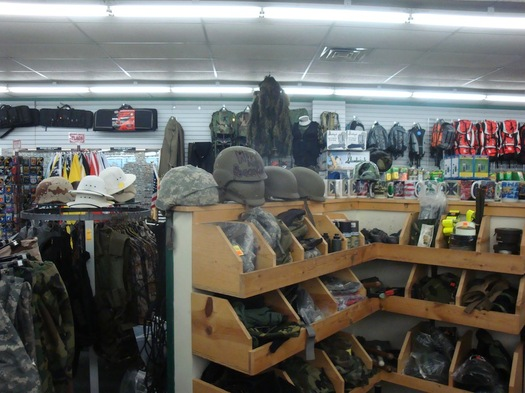 army navy shelves