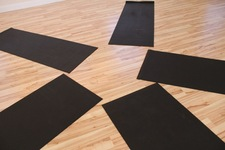 circus yoga circle
