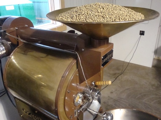 tierra. coffee roaster