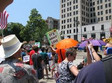 Gay marriage rally 9.jpg