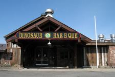 dinosaur bar-b-que troy exterior
