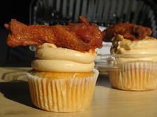 buffalo wing cupcake