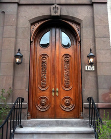 Thumbnail image for handsome door troy near washington park