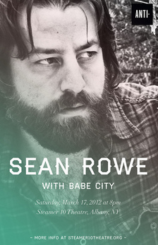 sean rowe babe city steamer 10 poster 2012-03-17