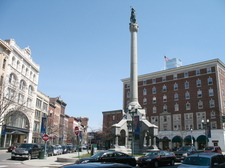 troy monument square