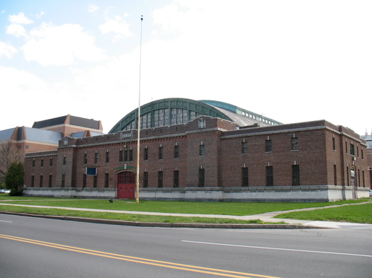 new scotland ave armory