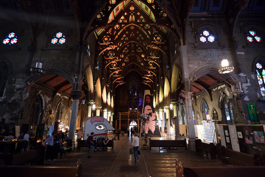 st joseph's church interior 2010