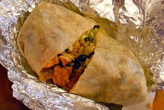 vegan burrito bombers