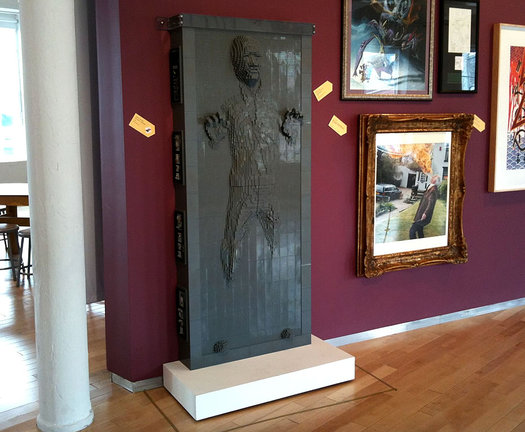 carbonite han solo lego mass moca