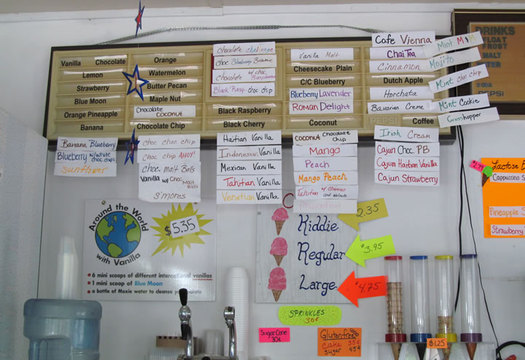 moxies flavor board