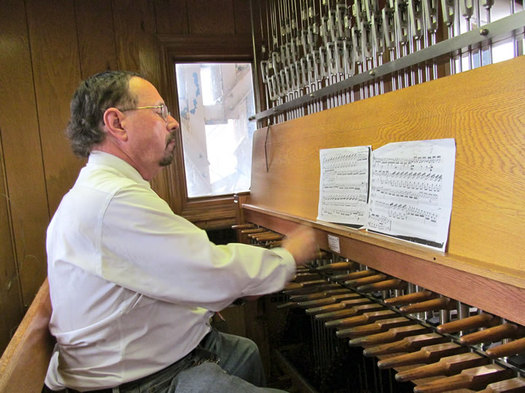 albany carillon charles semowich playing