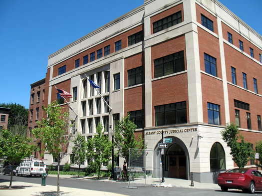 albany county judicial center