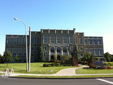 Thumbnail image for albany law school exterior