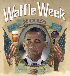 browns waffle week 2012 obama