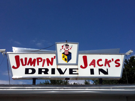 jumpin jack's sign