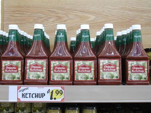 trader joe's ketchup