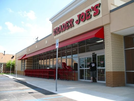 trader joes wolf road exterior