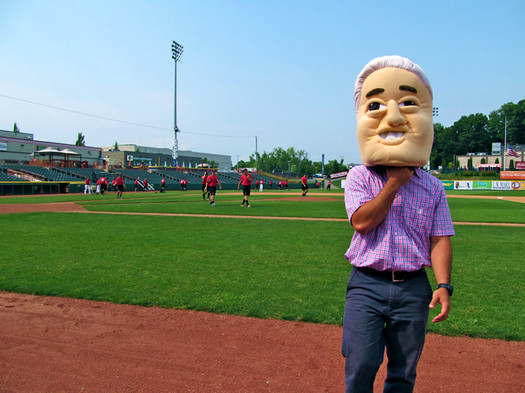 valleycats mayors mascot Jennings