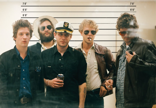 deer tick band 2012