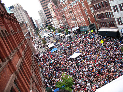 pearl palooza crowd phantogram 2012