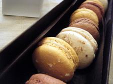 tc bakery macarons