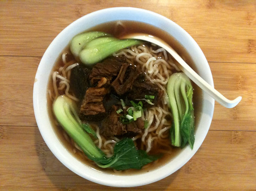 taiwan noodle beef noodle soup