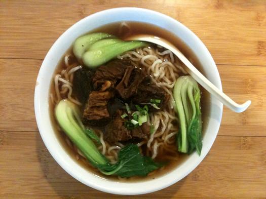 taiwan noodle beef noodle soup
