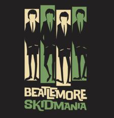beatlemore skidmania 2012 logo
