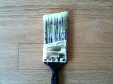 generic used paintbrush