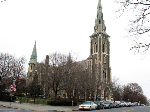 st josephs church albany exterior 2012