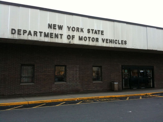 department of motor vehicles in Albany