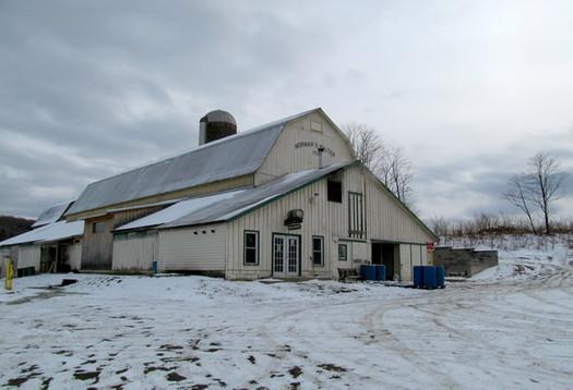 butternuts brewery exterior