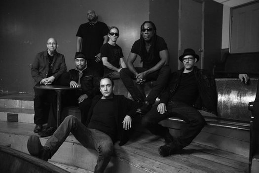 dave matthews band bw 2012