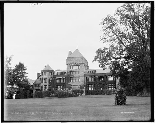 Yaddo between 1900 and 1910
